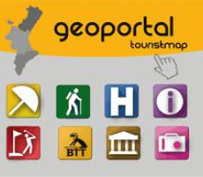 Zugang Geoportal - Touristische Karte