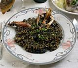 Arroz Negro (Black rice)