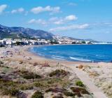 Imagen de la Playa Carregador en Alcossebre