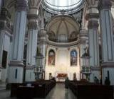 Interior de la Iglesia Parroquial de San Pedro Apóstol de Cinctores