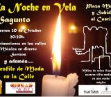 Noche en Vela Sagunto