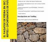 Seminario: El paisaje de piedra en seco en Xaló