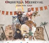 Cartel Orihuela Medieval