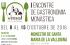 I Encontre de Gastronomia Monàstica Simat de la Valldigna