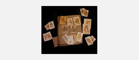 Img 1: MUSEUM OF THE PLAYING CARD