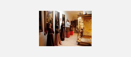 Img 1: Museo parroquial Sant Mauro y San Francisco