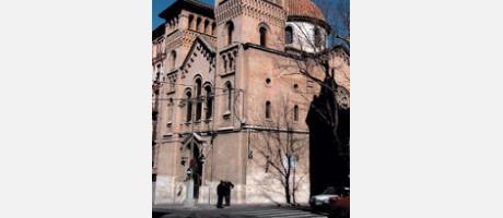 Img 1: Iglesia de San Jordi
