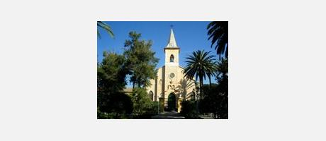 Img 1: Iglesia parroquial Ntra. Sra. Virgen de Belén