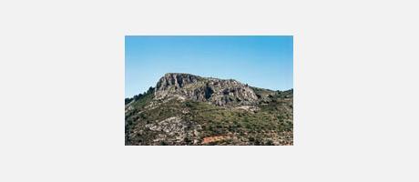 Img 1: Ruinas arqueológicas La Serreta