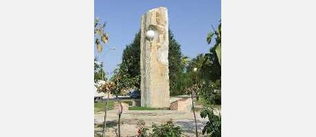 Img 1: MONUMENT EN HOMMAGE AUX TRAVAILLEURS