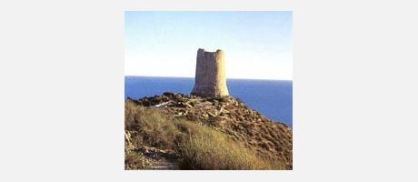 Torre del Barranc d'Aigües o de la Lloma de Reixes