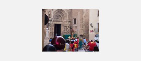Img 1: FIESTAS DE SAN CRISTÓBAL CELEBRATION