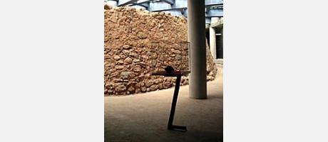 "Img 1: SALLE-MUSÉE DE LA ""TORRE DELS ALÇAMENTS"""