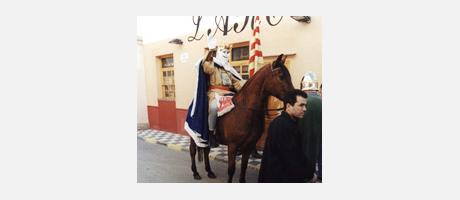 Img 1: REI PÀIXARO IN HONOUR OF SAN ANTONIO ABAD