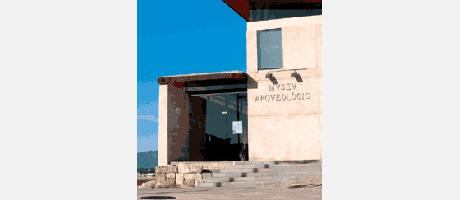 Img 1: ARCHÄOLOGISCHES MUSEUM VON LLÍRIA