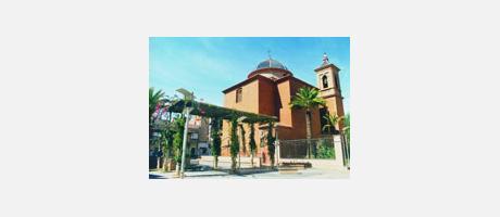 Img 1: ESGLÉSIA PARROQUIAL DE SANT TOMÀS DE VILANOVA