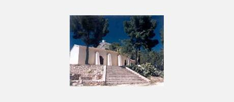 Img 1: THE CHAPEL OF SANTA BARBARA
