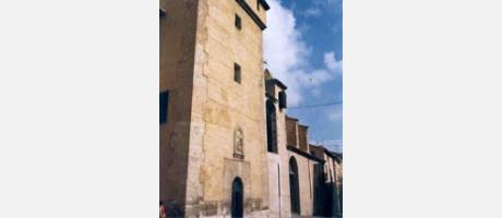 Img 1: Convento de Las Clarisas