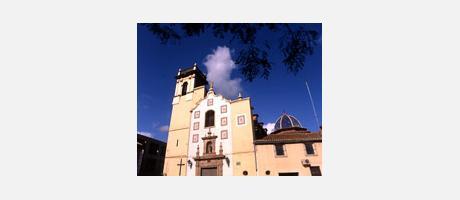 Img 1: SAN JOSÉ PARISH CHURCH
