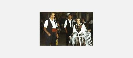 Img 1: FESTIVITY IN HONOUR OF SANTO DOMINGO DE GUZMÁN