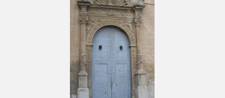 Img 2: THE PARISH CHURCH OF SANTA MARÍA