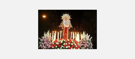 Img 1: Holy week festivities