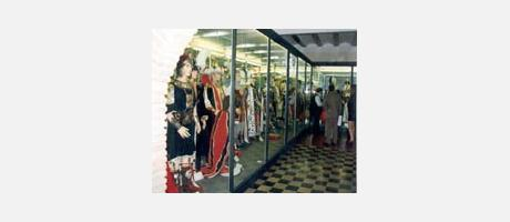 Img 1: CASA-MUSEU DEL FESTER(Museum Fester)