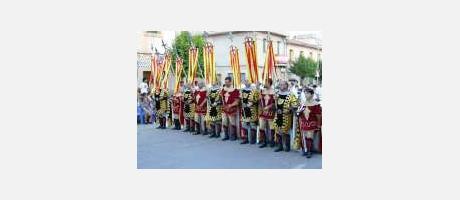 Img 1: Fiestas patronales de Moros y Cristianos de San Pedro Apóstol