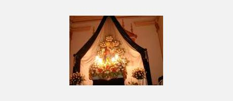 Foto: FIestas en honor a la Santísima Virgen de la Paz en Agost
