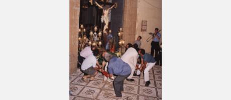 Img 1: Fiestas Patronales en honor al Santísimo Cristo de la Salud