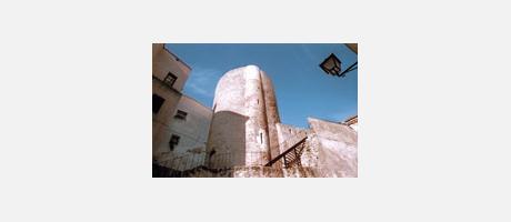 Img 1: Torre del Verdugo y de la Cárcel
