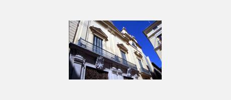 Img 1: Casa del Marqués de Campo. Museo de la Ciudad