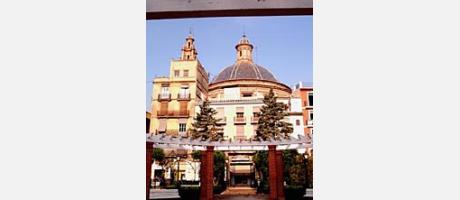 Img 1: THE ESCUELAS PÍAS CHURCH