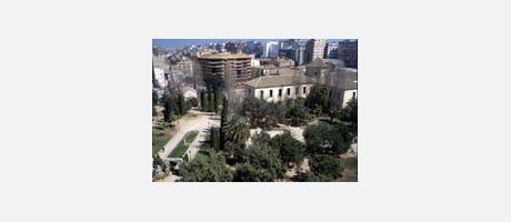 Img 1: CONJUNT HISTÒRIC ARTÍSTIC (ZONES DE L'HOSPITAL VELL)