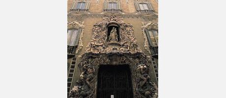 Img 1: Palacio del Marqués de Dos Aguas. Museo Nacional de Cerámica