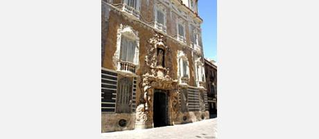Img 2: THE MANSION OF THE MARQUIS OF DOS AGUAS (National Ceramic Museum)