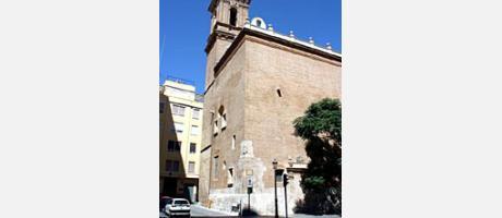 Img 1: ÉGLISE DE SAN JUAN DE LA CRUZ(Saint jean de la croix) (avants San Andrés/Saint andré)