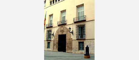 Img 1: Palacio del Marqués de la Scala