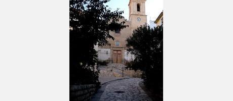 Img 1: Iglesia de San Bartolomé