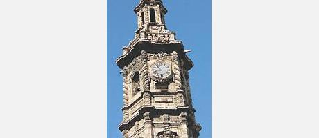 Img 1: Templo y Torre de Santa Catalina Mártir