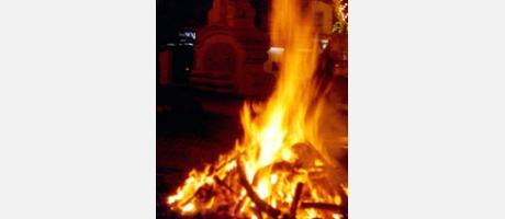 Foto: Festividad de San Antonio Abad y Santa Águeda