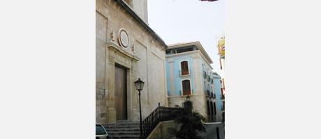Img 1: ESGLÉSIA DE SANT JOAN BAPTISTA