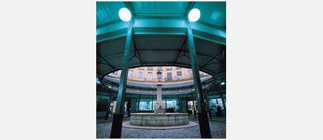 Img 1: Plaza Redonda