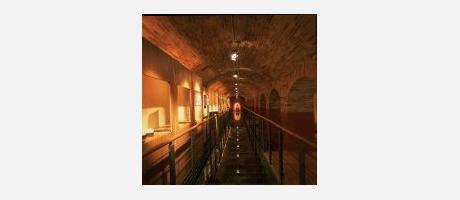 Arcos Els Filtres dans la salle d'exposition
