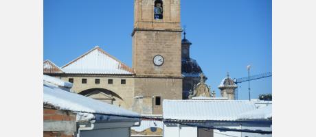 Foto: Iglesia Parroquial de Nuestra Señora de La Asunción