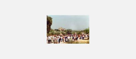 Romería en Honor a la Virgen del Rocío de Torrevieja