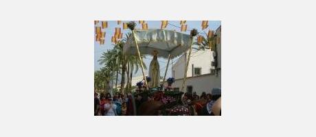 Img 1: Fiestas patronales Virgen de Fátima y San Isidro Labrador