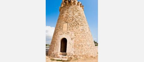 Img 1: Museo Torre del Marenyet
