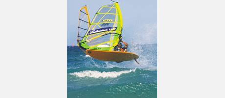 Img 1: Club Windsurfing Santa Pola
