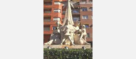 Img 1: Plaza de los Reyes Magos
